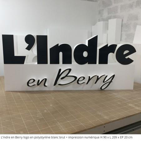 logo L'INDRE EN BERRY